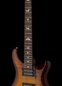 PRS PRS S2 Custom 24, Violin Amber Sunburst