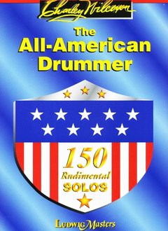 Ludwig Masters Publications The All-American Drummer - 150 Rudimental Solos