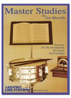 Hal Leonard Masters Studies - Drums  by Joe Morello