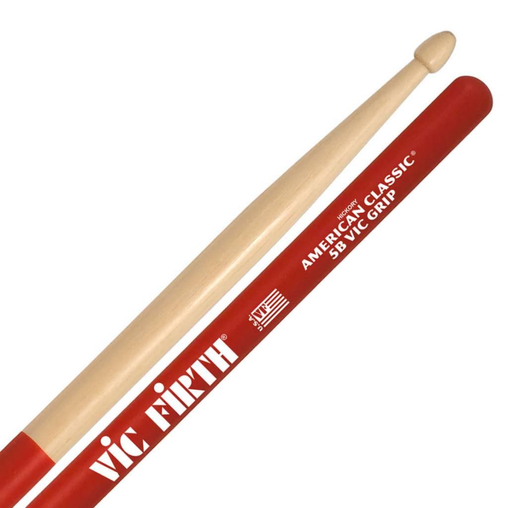 Vic Firth Vic Firth 5BVG 5B Vic Grip Drumsticks