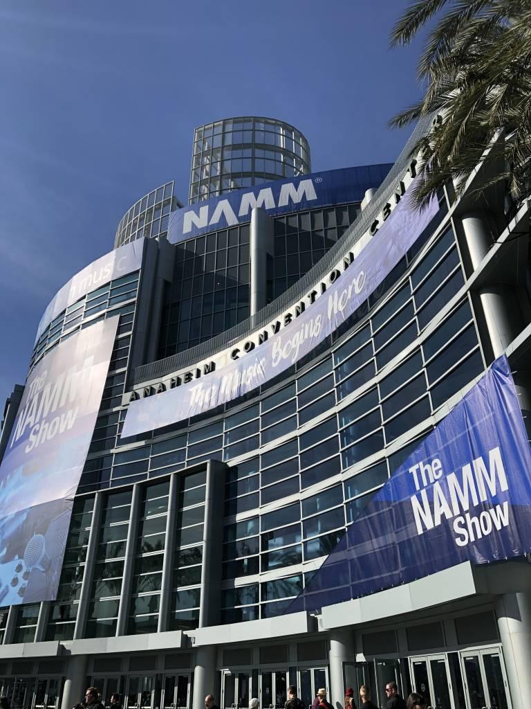The Sims Music NAMM Show Recap!