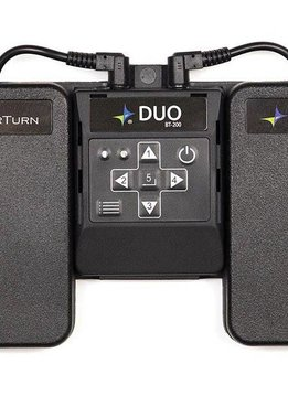 Airturn DUO200 Bluetooth Foot Pedal