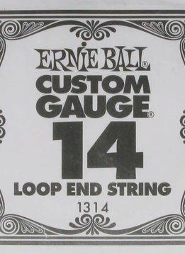 Ernie Ball Ernie Ball .014 Loop End Plain Single