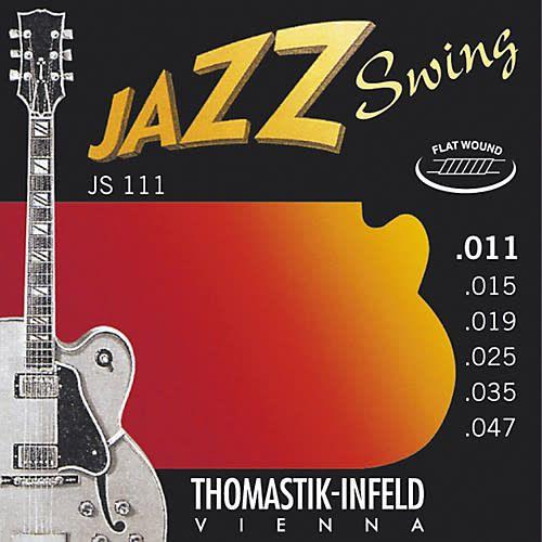 Thomastik JS111 Jazz Swing Flats, Light Gauge