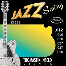 Thomastik JS112 Jazz Swing Flats, Medium Light