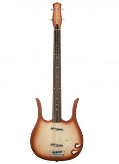 Danelectro DLH Bass, Copperburst