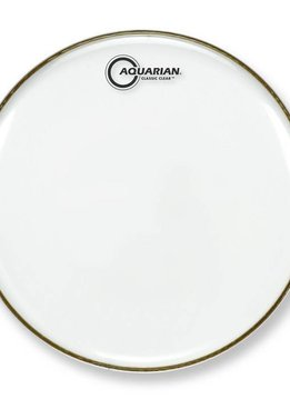 "Aquarian Aquarian 13"" Classic Clear Snare Side"