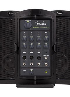 Fender Fender Passport® Conference, 120V, Black