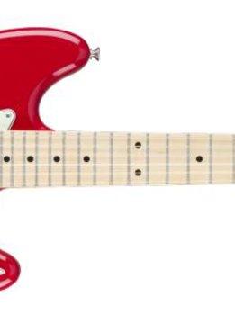 Fender Fender Duo-Sonic, Maple Fingerboard, Torino Red