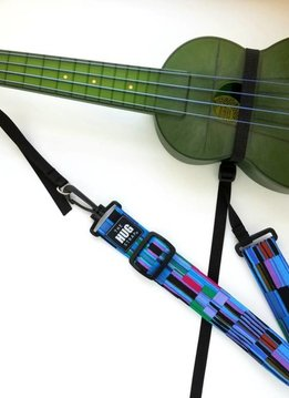 The Hug Strap All in One Hug Strap - Cool Color Stripes