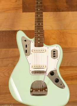 Squier Squier Vintage Modified Jaguar®, Laurel Fingerboard, Surf Green