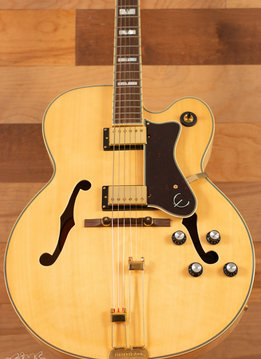 Epiphone Epiphone Broadway Archtop, Natural