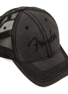 Fender Fender® Blackout Trucker Hat
