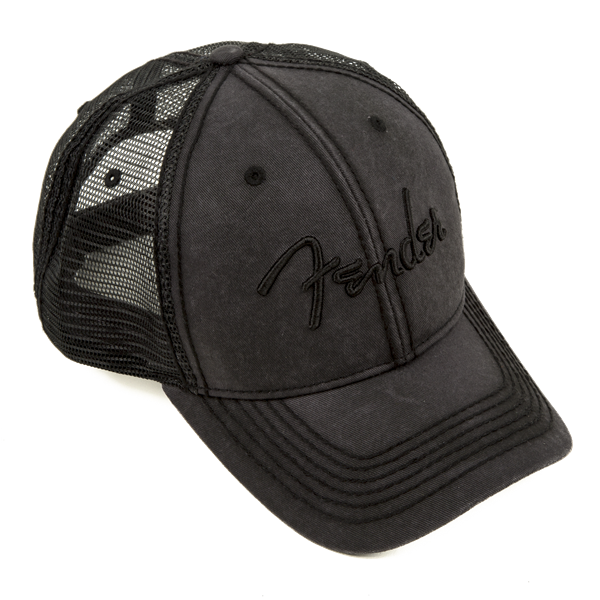 Fender Fender® Blackout Trucker Hat