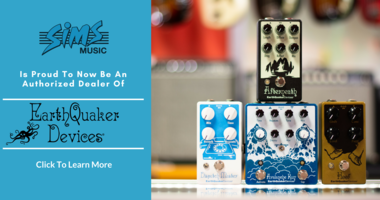 EarthQuaker Devices Now At Sims!