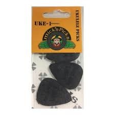 Mick's Picks UKE-2 Ukulele Picks- 3pk