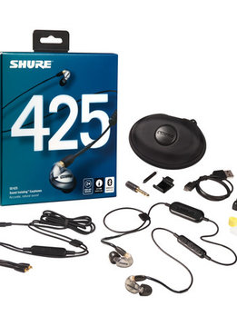 Shure Shure SE-425 Sound Isolating Earphones with Bluetooth