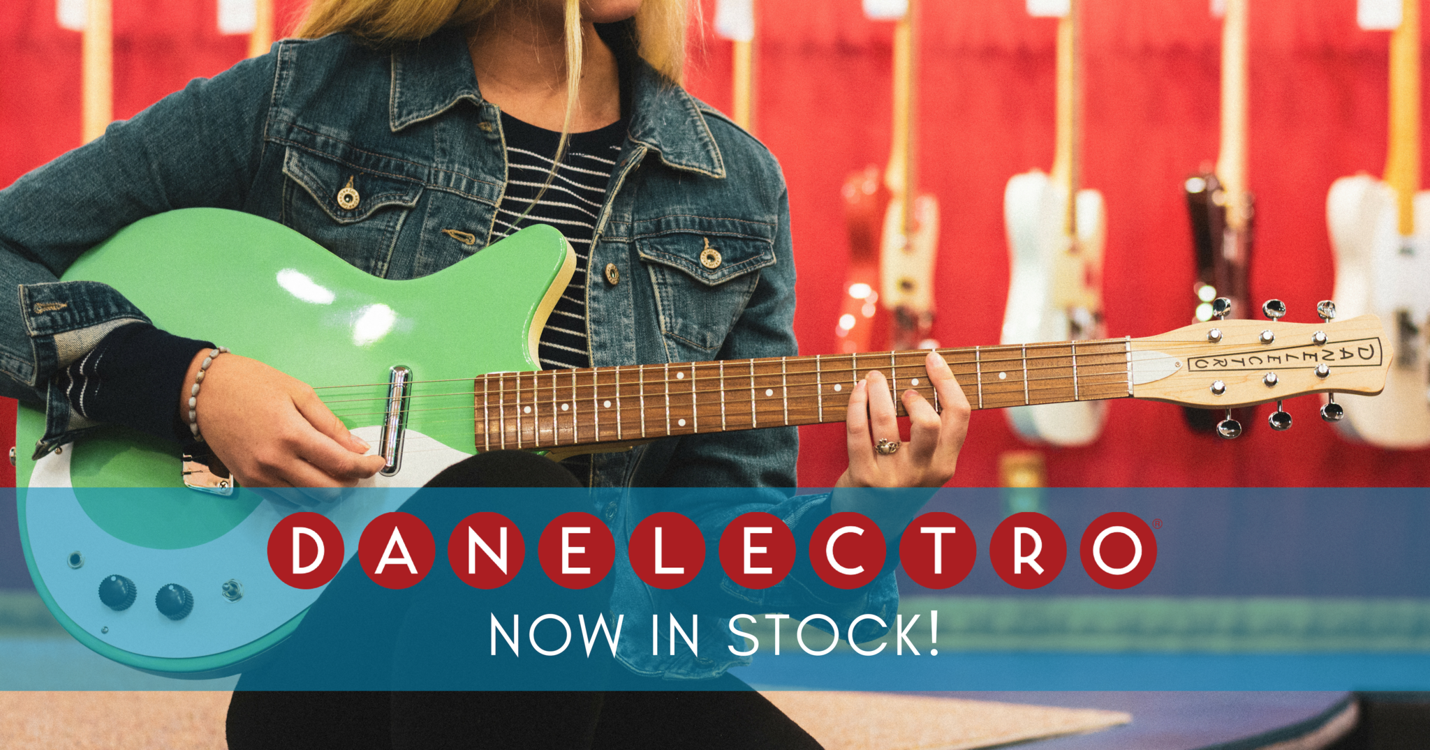 Danelectro Is Now At Sims!
