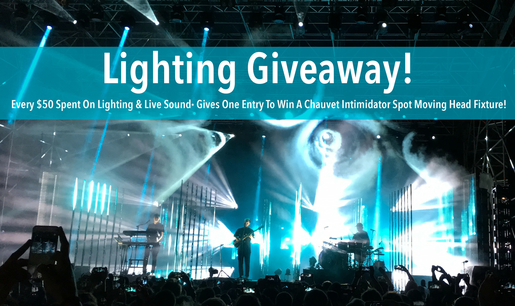 Lighting Giveaway!