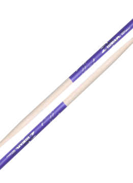 Zildjian Zildjian Z5ADP 5A Purple Dip Drumsticks
