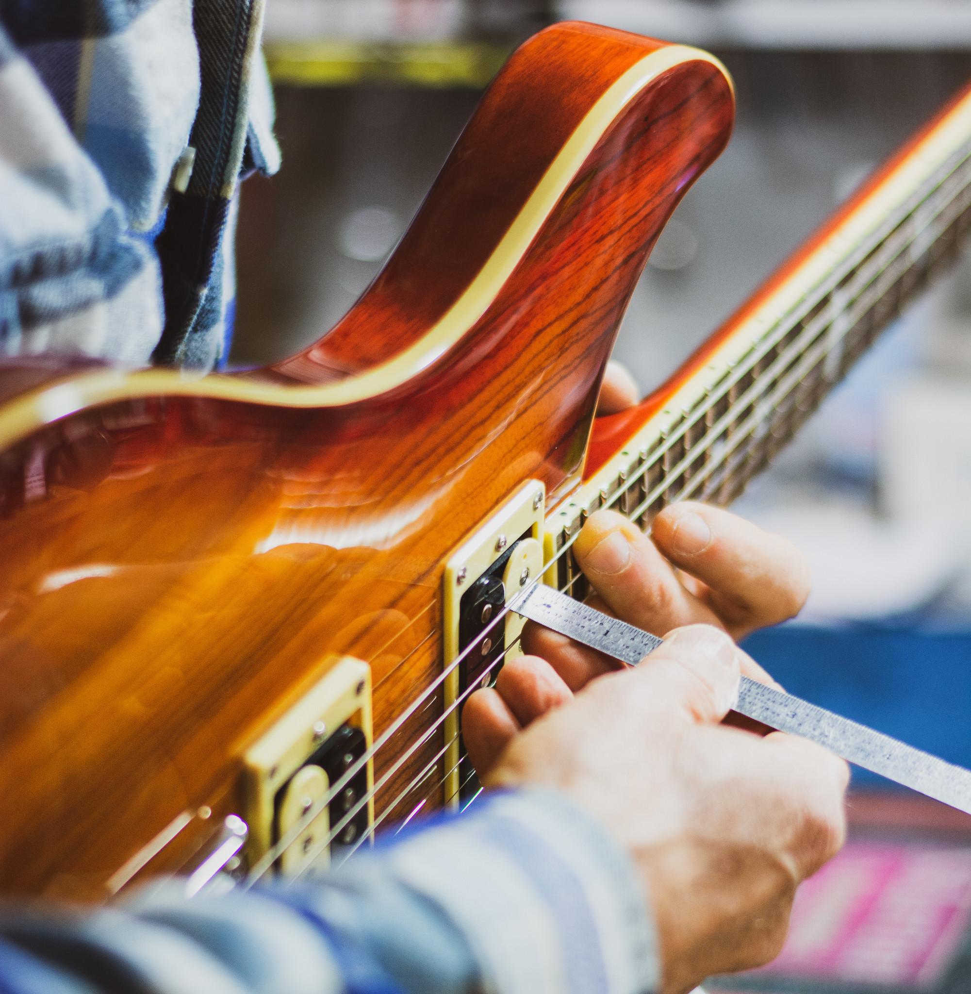 $29.99 Guitar Set-Ups All April!