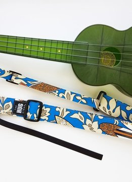 The Hug Strap All in One Hug Strap - Hawaiian Flowers and Surfboards
