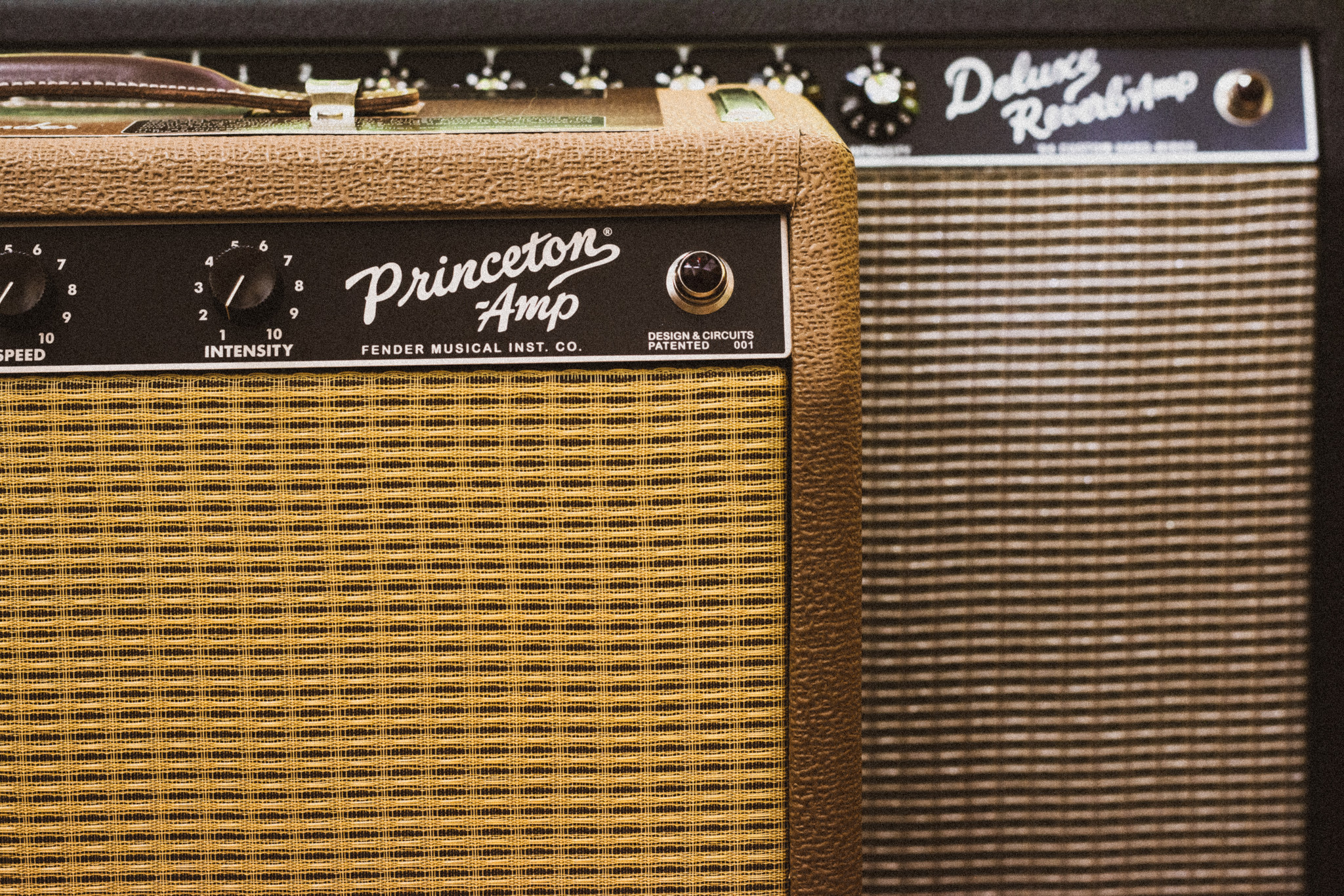 Fender Hand-Wired Amps