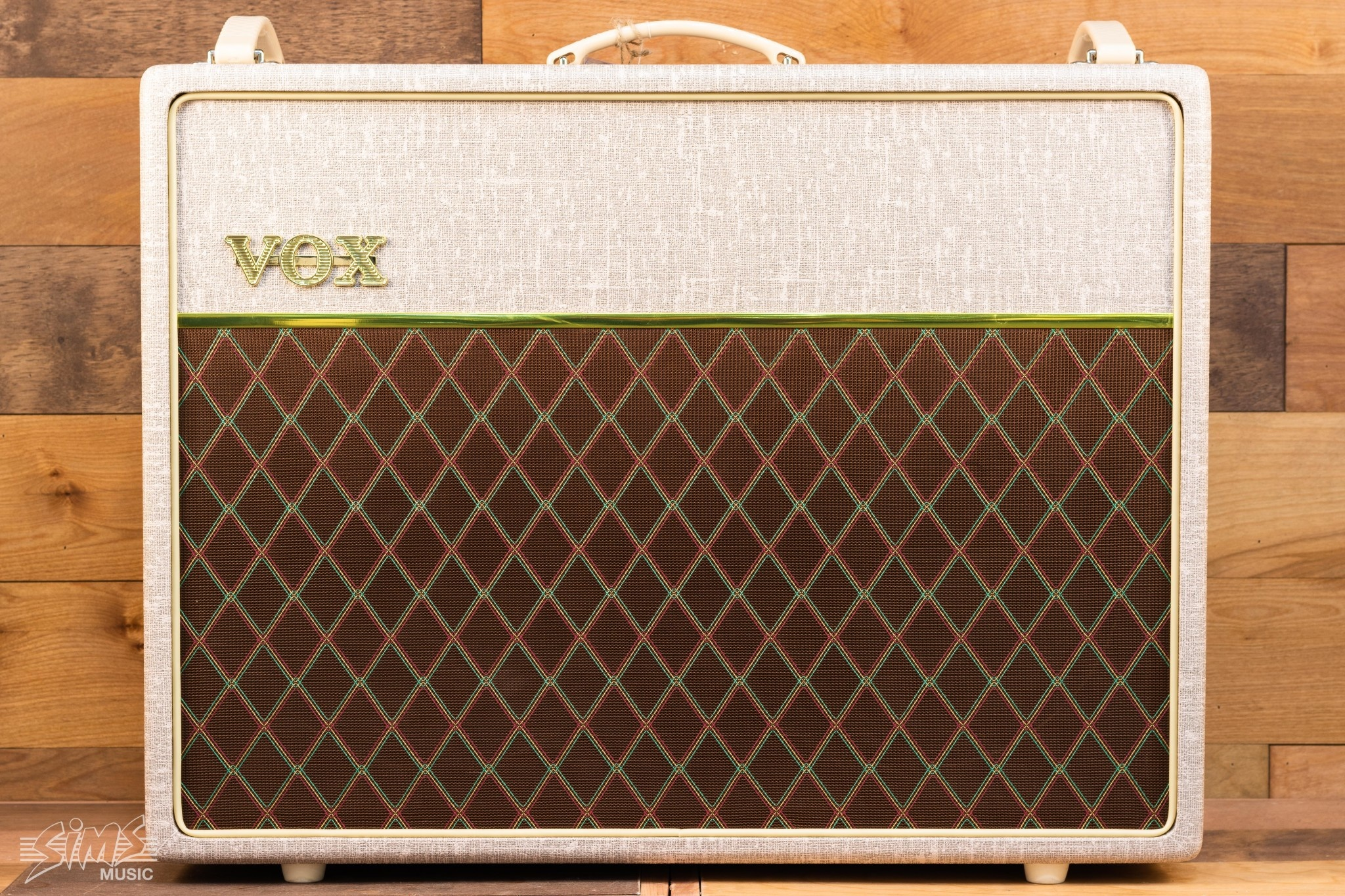 VOX Vox AC30 Hand-Wired Combo with Celestion Alnico Blues