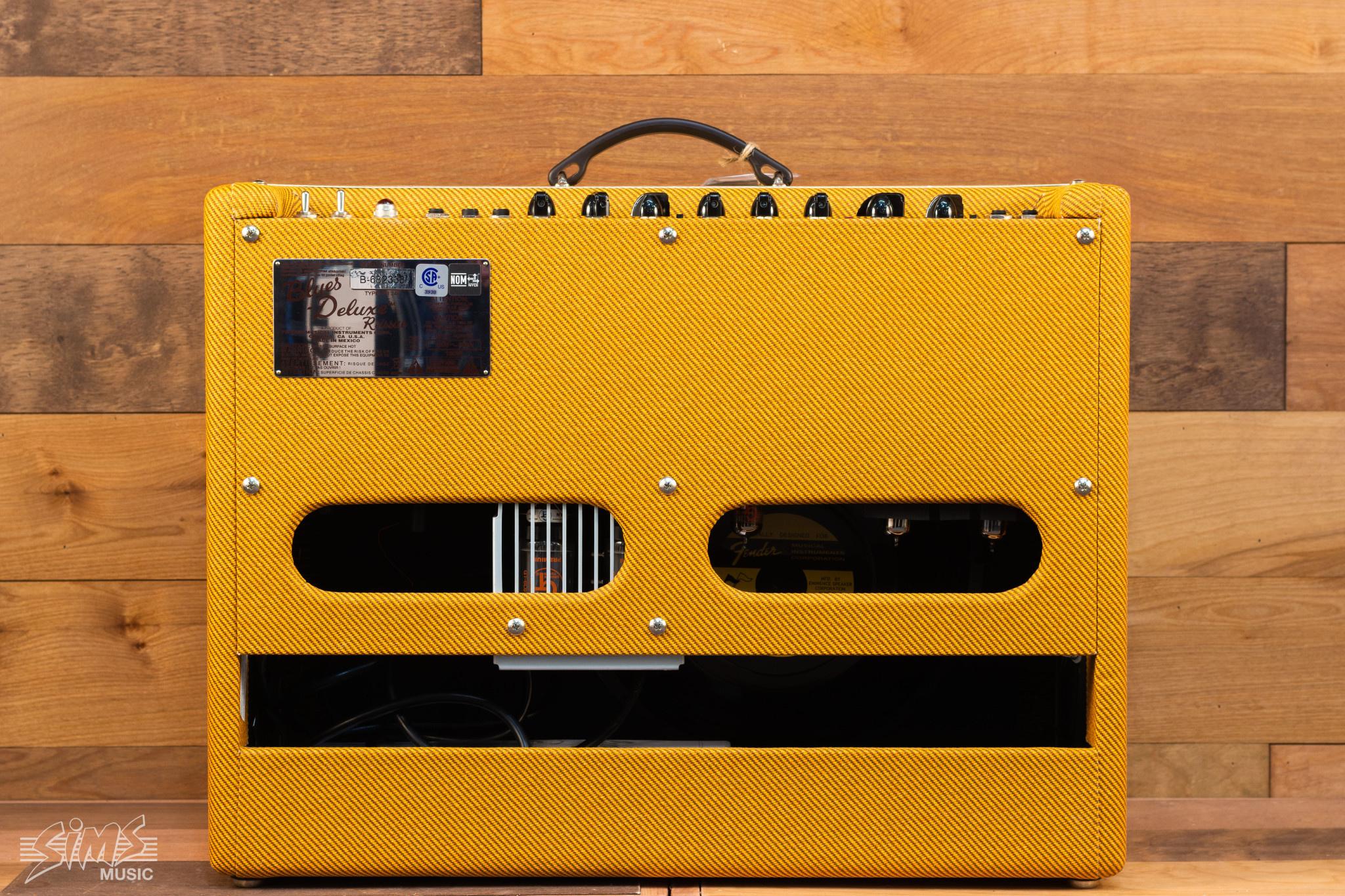 Fender Fender Blues Deluxe™ Reissue, 120V