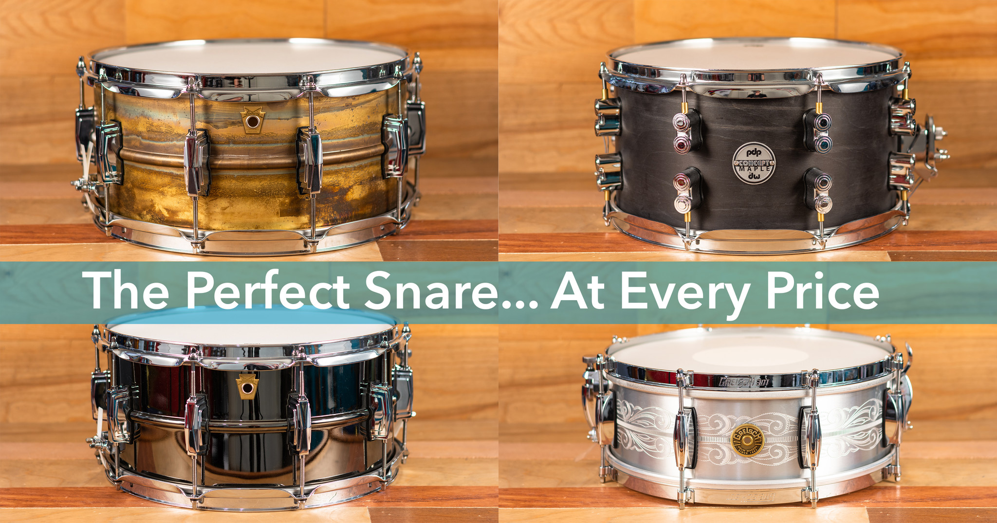 The Perfect Snare...at Every Price!
