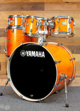 Yamaha Yamaha Stage Custom Birch Shell Pack - Honey Amber