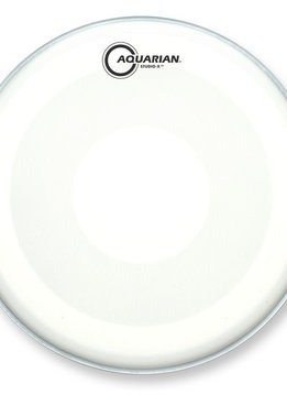 "Aquarian Aquarian 14"" Studio-X Coated with Power Dot"