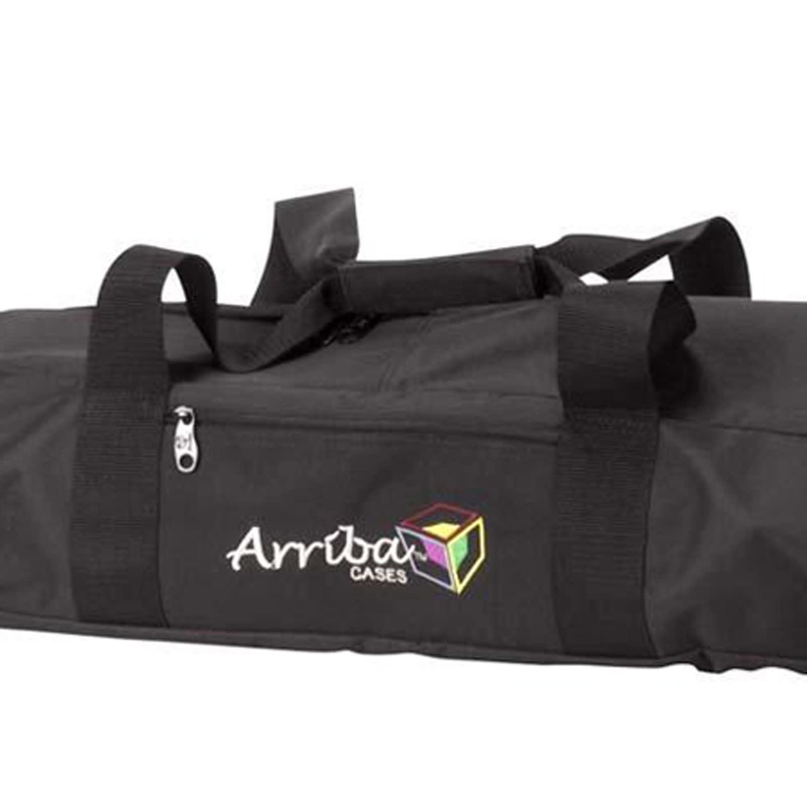 ADJ Arriba AC63 Lighting Tripod Stand Bag (Fits 2)