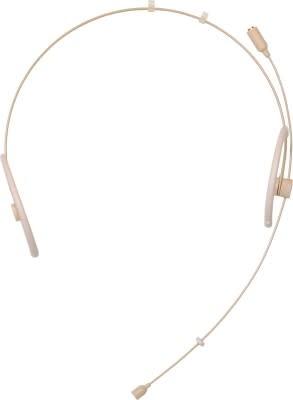 Galaxy HSM3 Headset Mic for Shure, Beige
