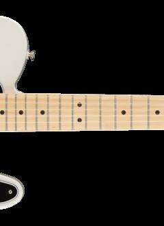 Fender Fender Deluxe Nashville Telecaster®, Maple Fingerboard, White Blonde