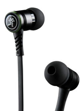 Mackie Mackie CR-Buds High Performance Earphones with Mic