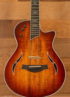 Taylor Taylor T5z Custom Koa, Sunburst - Slightly Used