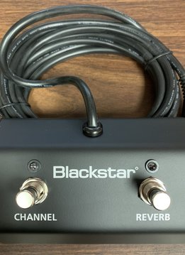 Blackstar Blackstar FS-8 2-Button Foot Switch, Channel/Reverb - Mint