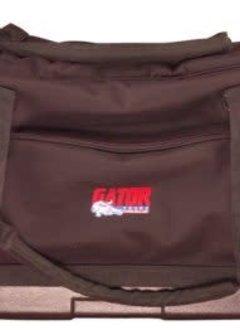 "Gator Cases Gator GP-HDWE-1436-PE Drum Hardware Bag, 14"" x 36"" w/ Wheels, Reinforced"