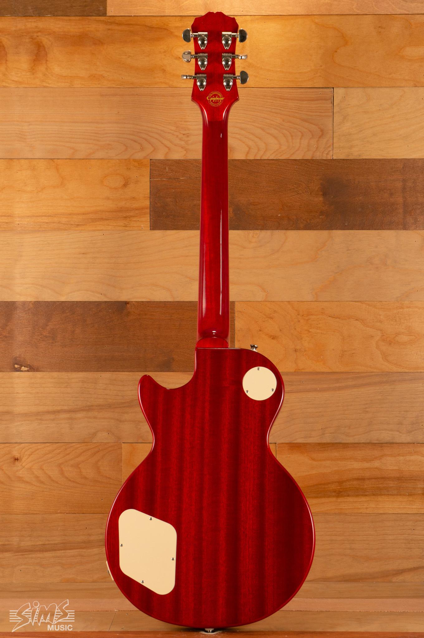 Epiphone Epiphone Les Paul Standard, Faded Cherry Sunburst