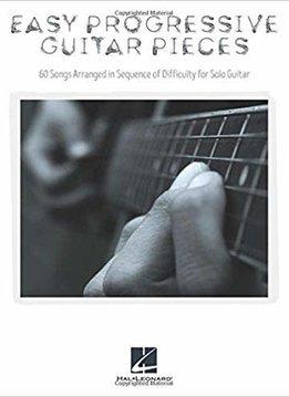 Hal Leonard Hal Leonard Easy Progressive Guitar Pieces