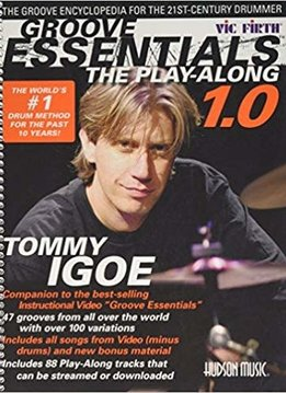 Hudson Music Groove Essentials The Play Along 1.0 - Tommy Igoe