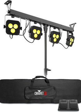 Chauvet Chauvet DJ 4Bar LT Quad BT Led Light System