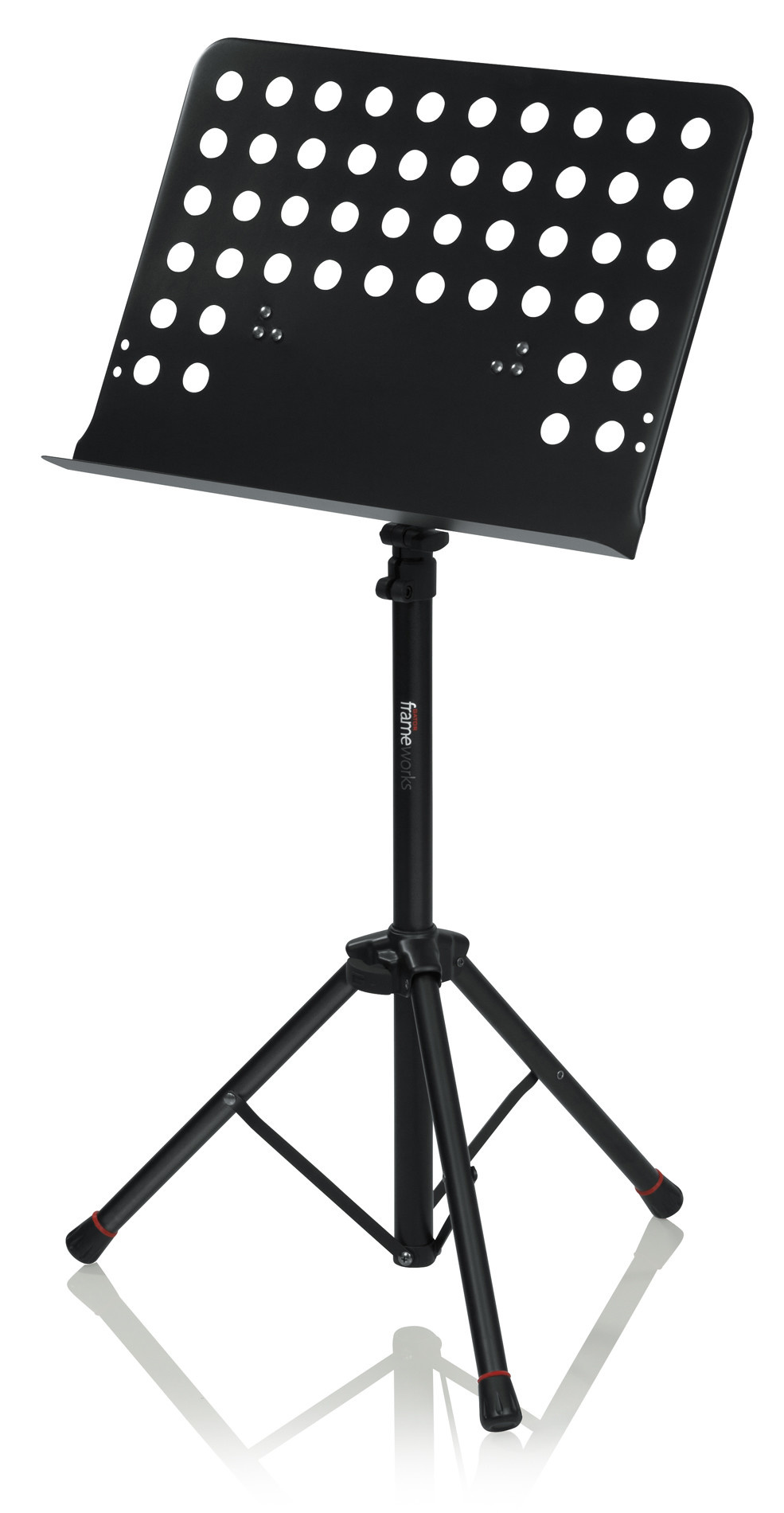 Gator Cases Gator Frameworks Lightweight Sheet Music Stand