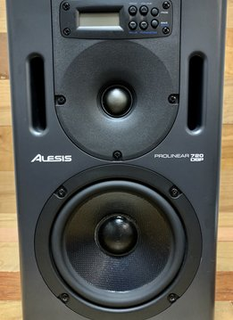 Alesis ProLinear 720DSP Studio Monitor - Used Single only