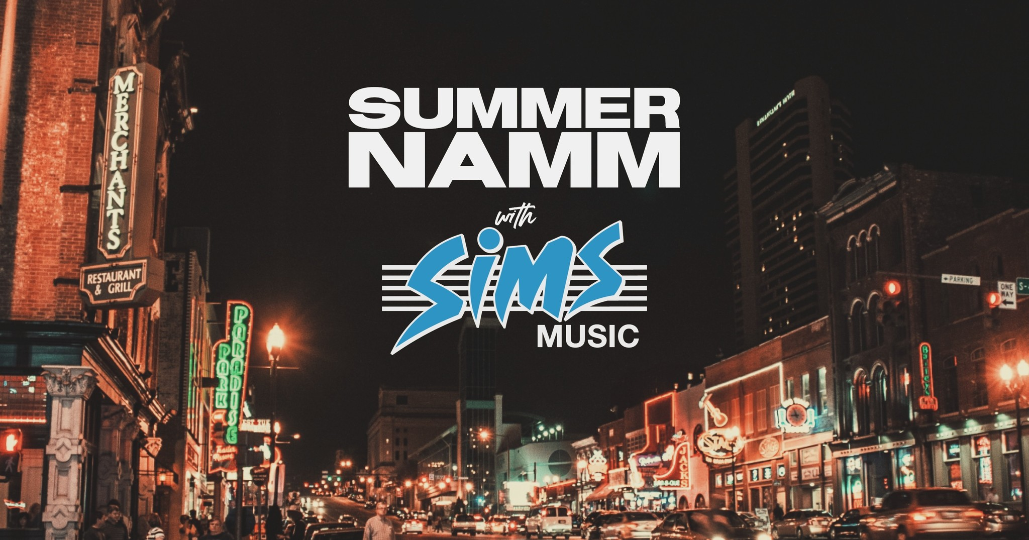 Summer NAMM Is Here!