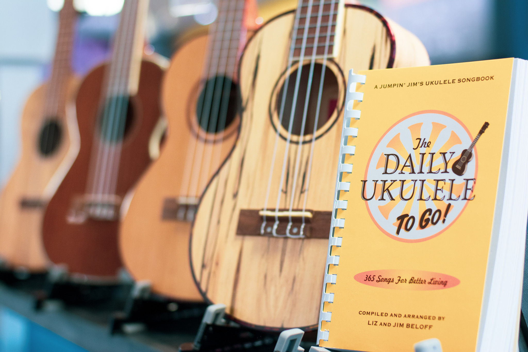 The Uke Life and all you need to live it!