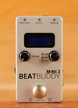 Singular Sound Singular Sound BeatBuddy Mini 2 Drum Machine Pedal