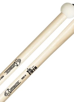 Vic Firth VicFirth MB0H Corpsmaster® Bass Mallet, X-Small Head, Hard