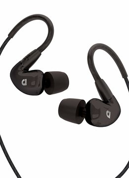 Audiofly Audiofly AF100C In-Ear Monitors with Mic and Volume Control